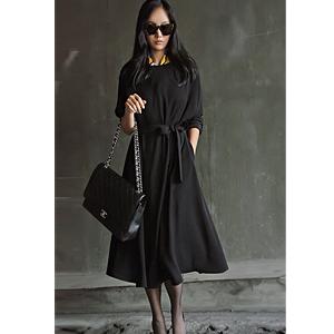 ラングブラックのドレス<font color=9A9A9A><br>ブラックのラベル<BR>ケイリー一つ抜いておきました!</font>
